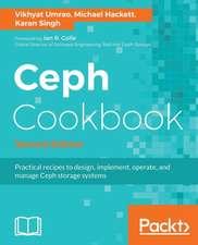 Ceph Cookbook.