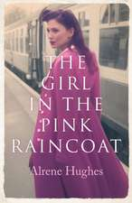 Girl in the Pink Raincoat