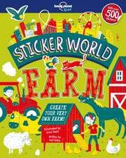 Sticker World - Farm