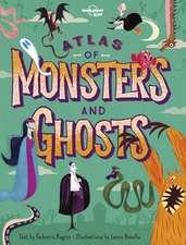Atlas of Monsters & Ghosts