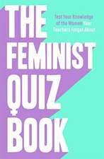 Feminist Quiz Book