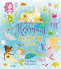 The Magical Mermaid Activity Book