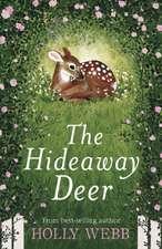 The Hideaway Deer