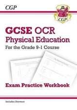 NEW GCSE PHYSICAL EDUCATION OCR EXAM PRA