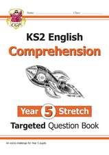 NEW KS2 ENGLISH TARGETED QUESTION BOOK C