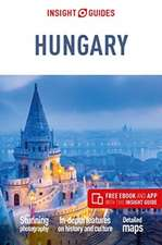 Insight Guides Hungary (Travel Guide with Free Ebook)