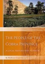 People of the Cobra Province in Egypt
