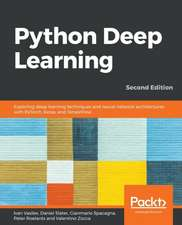 Python Deep Learning -Second Edition