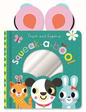 Touch and Explore Squeak-a-boo
