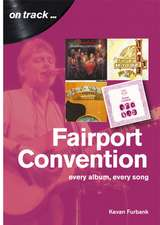 Fairport Convention On Track