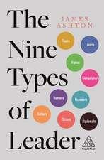 Nine Types of Leader