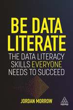 Be Data Literate