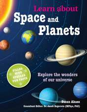 Learn about Space and Planets