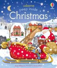 PEEP INSIDE CHRISTMAS