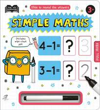 3+ Simple Maths