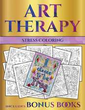 Stress Coloring (Art Therapy)