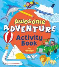 AWESOME ADVENTURE ACTIVITY BOOK