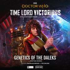 Morris, J: Doctor Who - Time Lord Victorious: Genetics of th