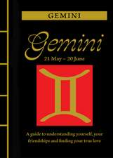 Gemini: A Guide to Understanding Yourself, Your Friendships and Finding Your True Love
