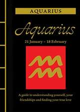 Aquarius: A Guide to Understanding Yourself, Your Friendships and Finding Your True Love