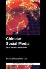 Chen, S: Chinese Social Media