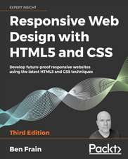 Responsive Web Design with HTML5 and CSS, Third Edition