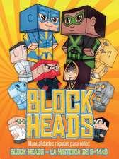 Manualidades rápidas para niños (Block Heads - La historia de S-1448)