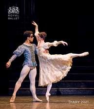The Royal Ballet Desk Diary 2021