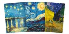 Vincent van Gogh Midi Notebook Collection