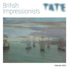 Tate: British Impressionists Wall Calendar 2022 (Art Calendar)