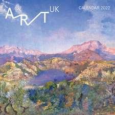 Art UK Wall Calendar 2022 (Art Calendar)