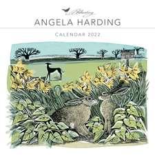 Angela Harding Mini Wall calendar 2022 (Art Calendar)