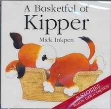 Inkpen, M: Kipper: Basketful of Kipper 8 Stories