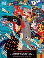 The Savage Samurai: Warrior Prints 1800-1894