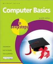 Computer Basics in easy steps