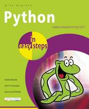 Python in easy steps