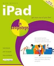 iPad in Easy Steps