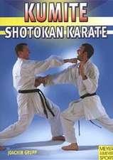 Kumite:  Shotokan Karate