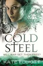 Spiritwalker 03. Cold Steel