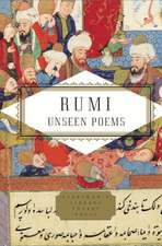 Rumi: The Unseen Poems
