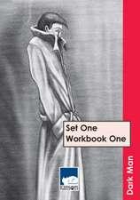 Dark Man Set 1: Workbook 1