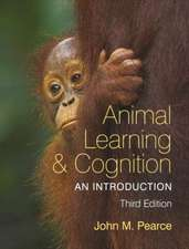 Animal Learning & Cognition:  An Introduction