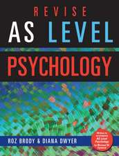 Revise AS Level Psychology:  The Science of Subjectivity. Antti Revonsuo