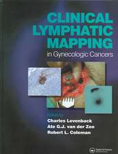 Clinical Lymphatic Mapping of Gynecologic Cancer