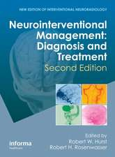 Neurointerventional Management:  Diagnosis and Treatment