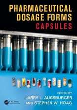 Pharmaceutical Dosage Forms - Capsules