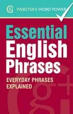 Essential English Phrases