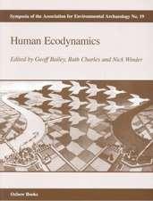 Human Ecodynamics