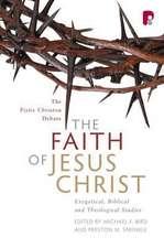 The Faith of Jesus Christ