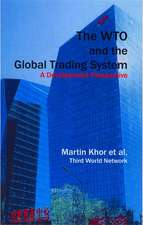 WTO and the Global Trading System